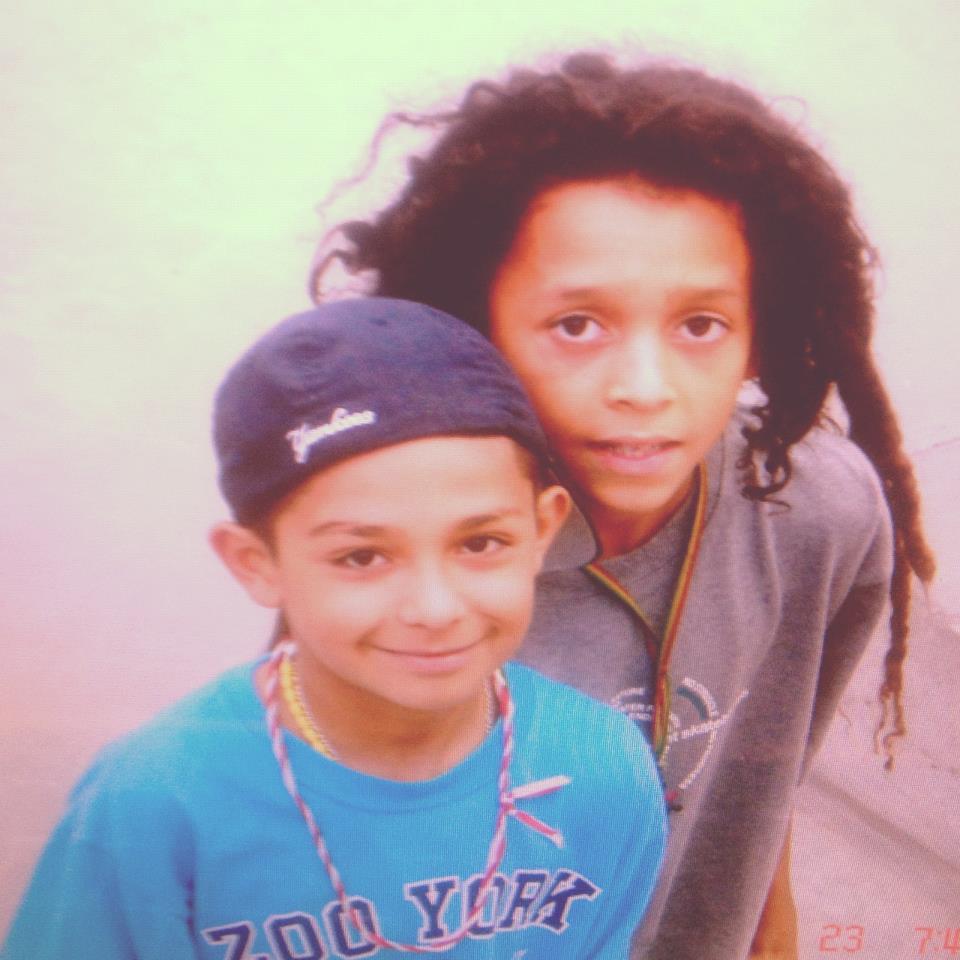 Chaz Ortiz & Nyjah Huston