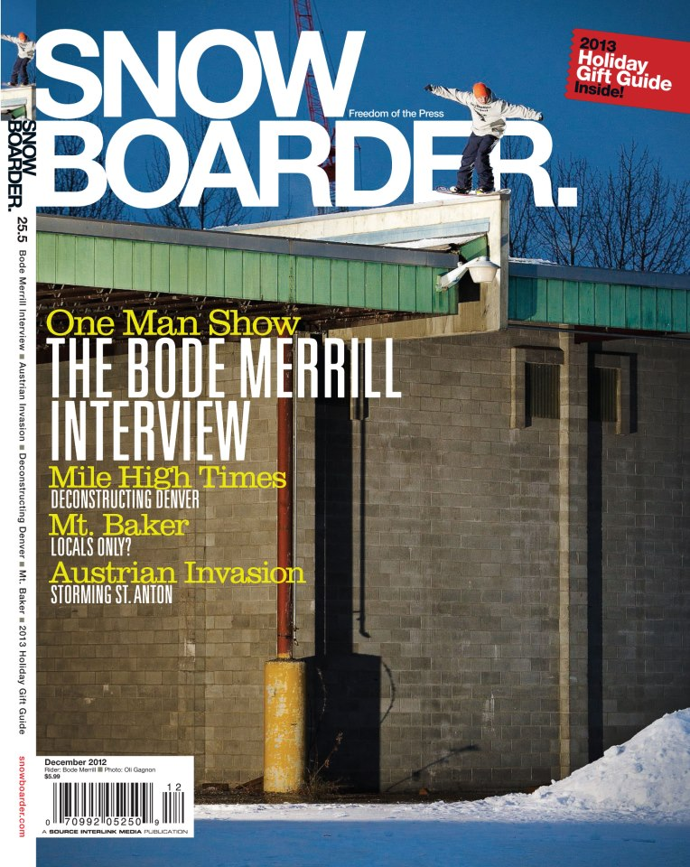 Bode Merrill is a BOSS!