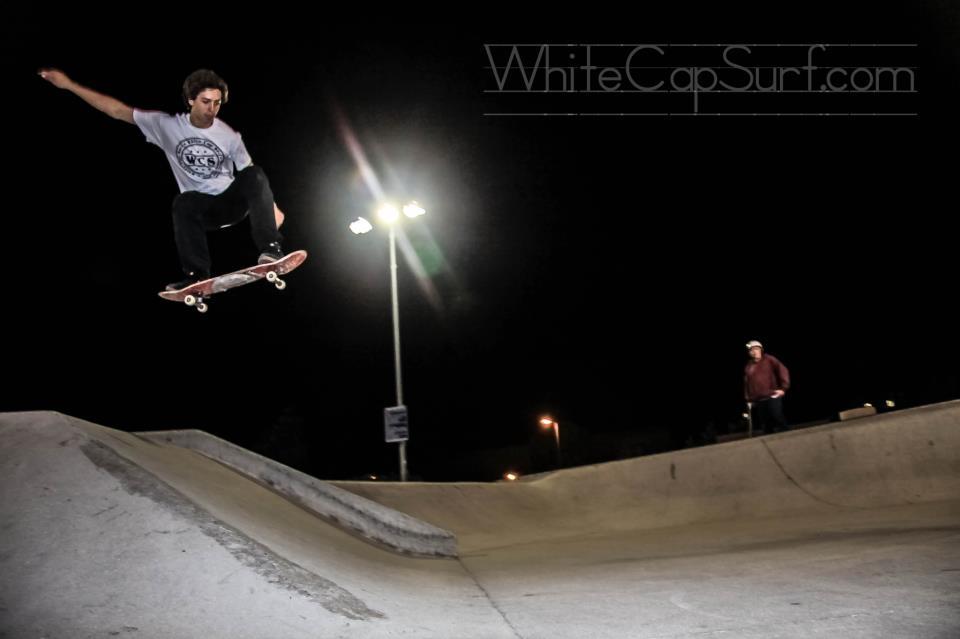 White Cap Skate