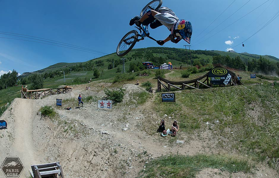 So STOKED for Crankworx!