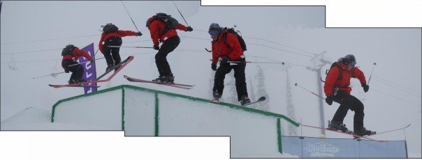 270 Gap Sequence at Big White