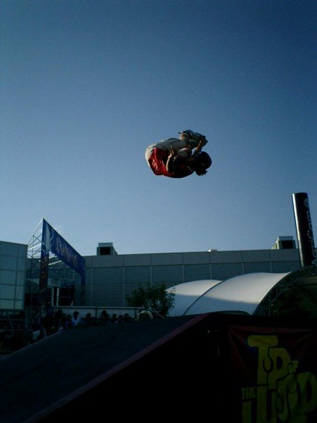 Misty 540 Rocket Grab at Kdays