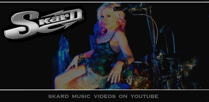 SKARD rock band ~ True Biker Rock music