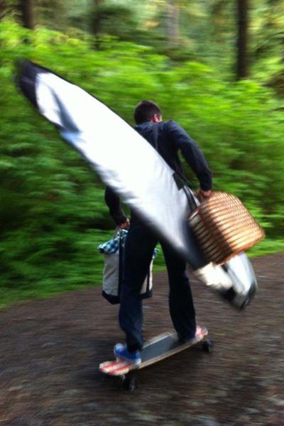 Surf picnic