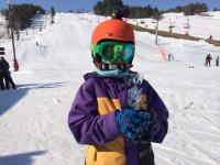Sneaky Snowboarder