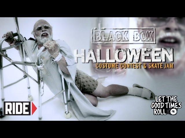 Halloween Skate Jam