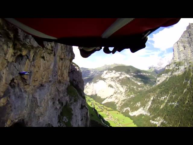 base jump and science