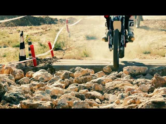 Motocross enduro championship & training session