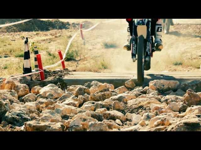 Motocross enduro championship & training session