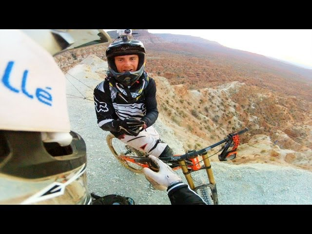 gopro at red bull rampage