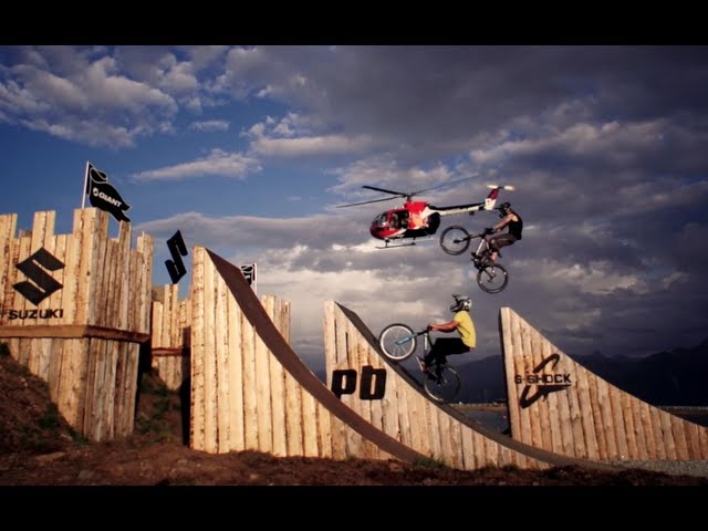 Medieval Times meets MTB - Nine Knights 2012
