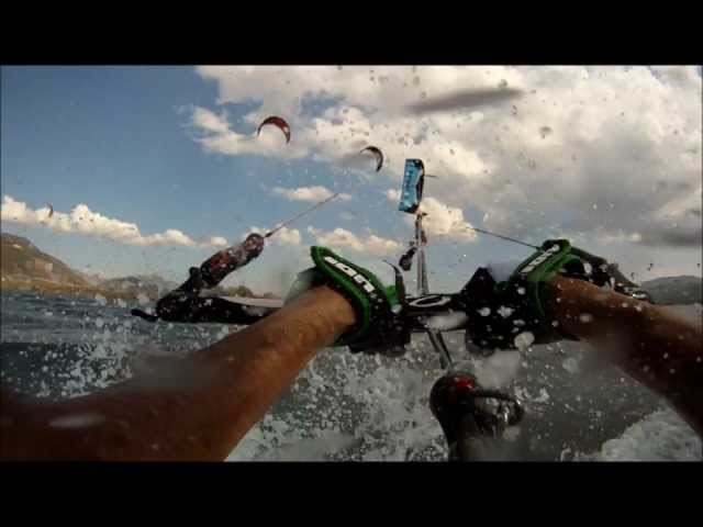 Introduction to Kitesurfing...