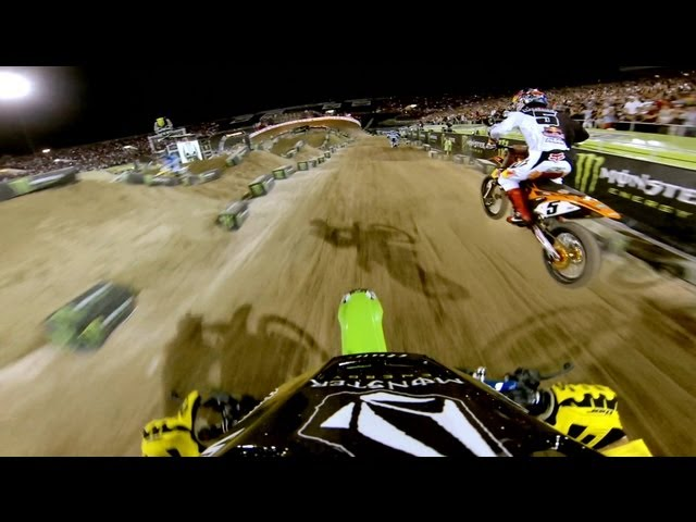 Ryan Villopoto - Monster Energy Cup Win 2012