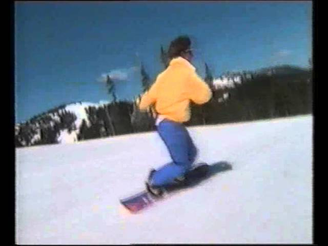 Burton Snowboards 'Chill'