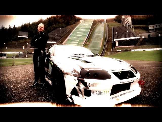 Kenneth Moen Hillclumb Drift Lillehammer