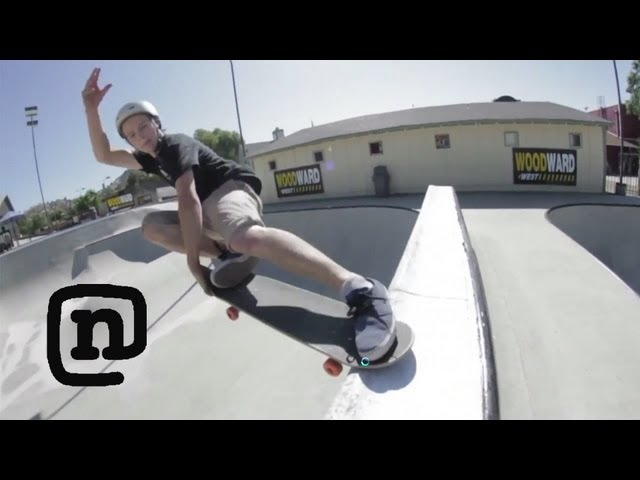 First Look! Jeremy McNamara At Woodward West