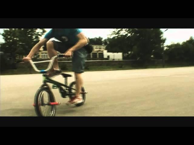 BMX - Wiktor Malinowski (flatland)