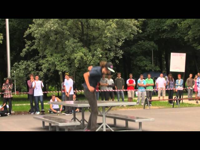 Skate session Ostrowiec 2011