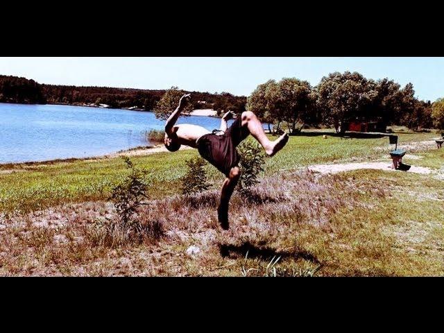 Martial Arts Tricks vol 1 - Starachowice Poland