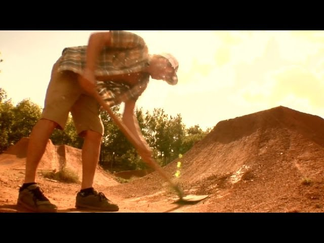 Brian Foster BMX Dirt Session
