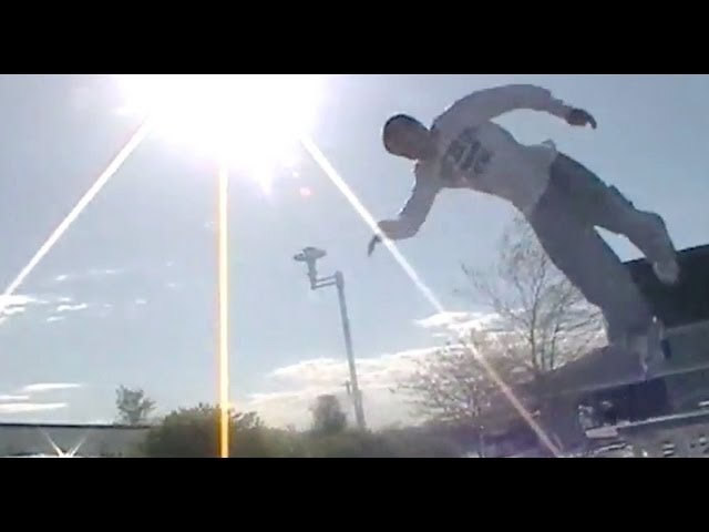 """""""More Lasers"""" - Parkour & Freerunning HD"""