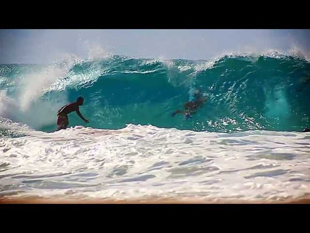 Noronha 2012 Free Surf - Super Slow