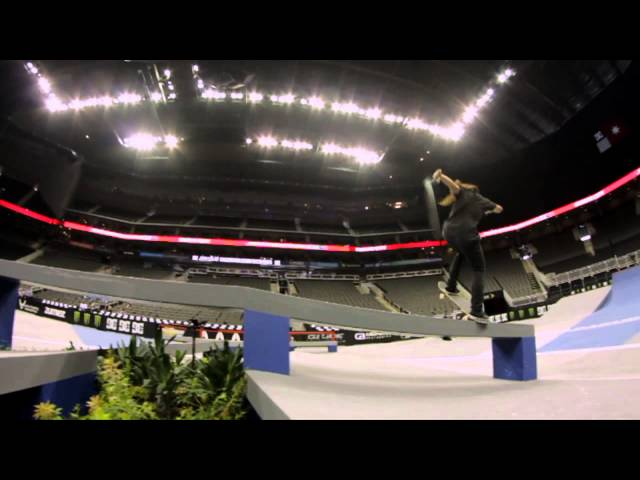 Best of David Gonzalez at Street League 2012