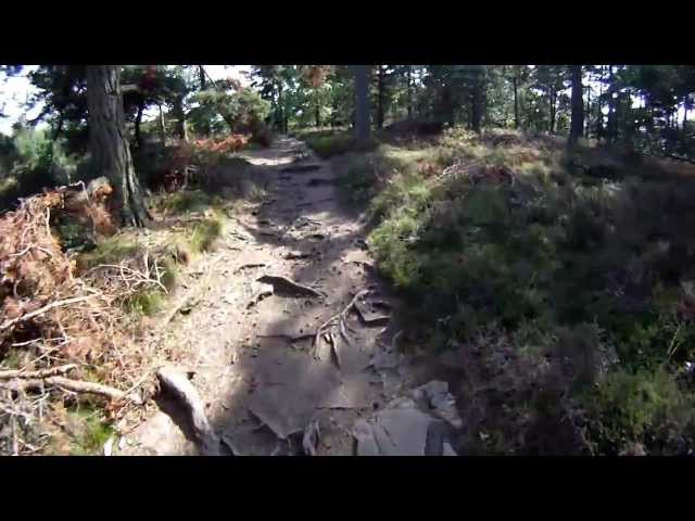 A nice ride on Bornholm - GoPro HD
