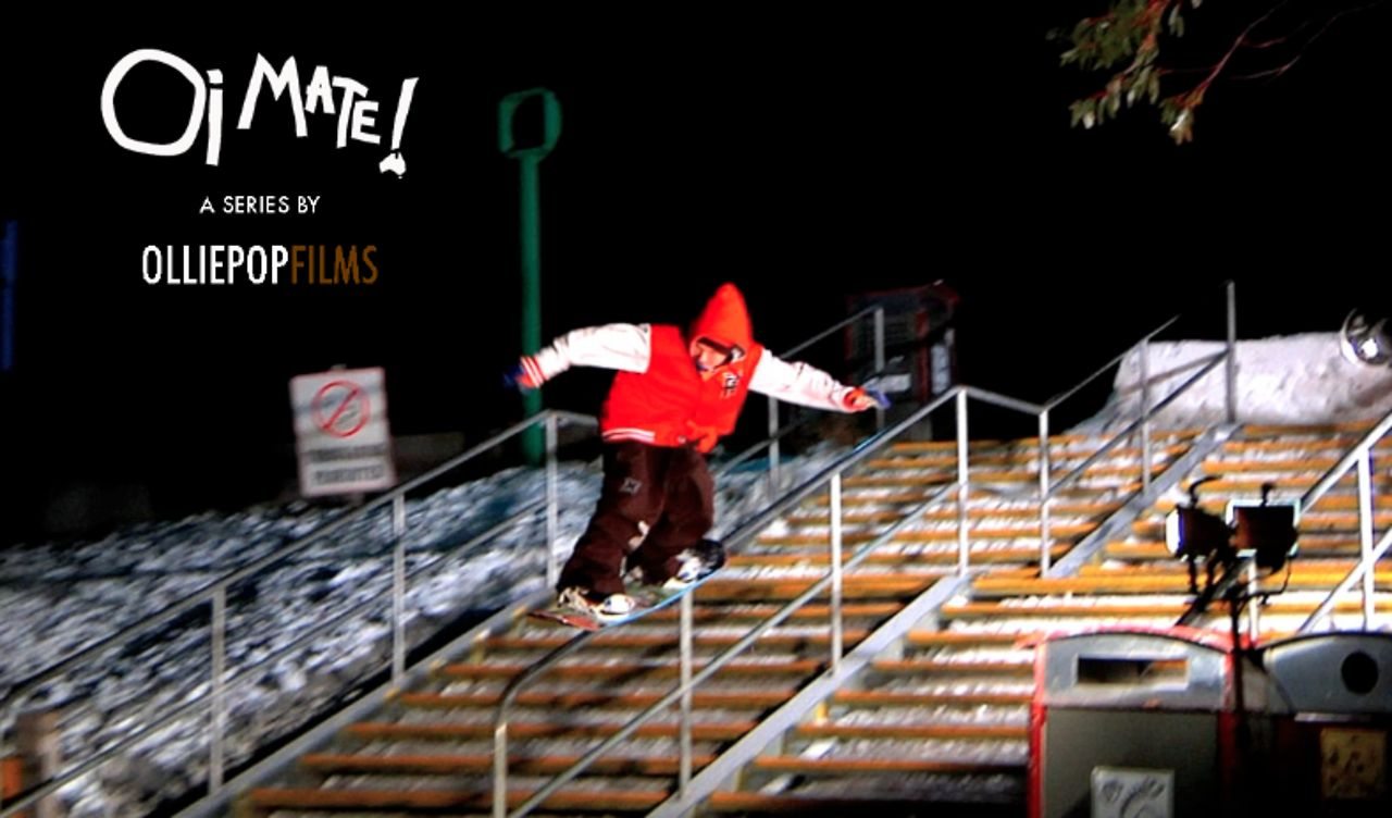 Oi Mate! -The Best of Australian Snowboarding 2012