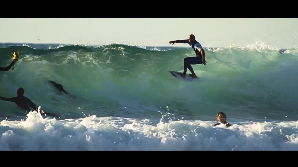 La vie rêvée des surfeurs