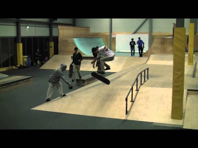 FULL CAB BACKFOOT FLIP - JONNY GIGER