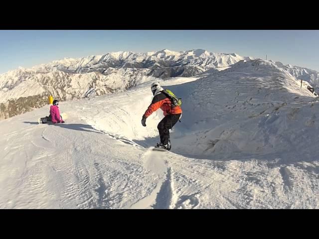 New Zealand Snow Trip 2012