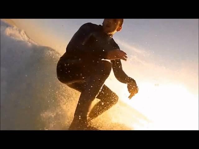 """John Connor Present """"SURFAUTOMNATIC"""""""