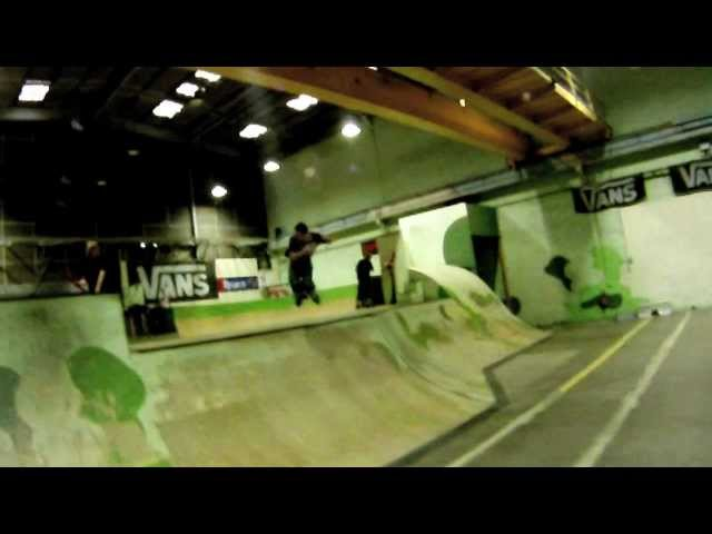 RollerBlade SkatePark Edit - Rouen 2011
