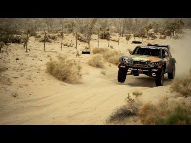 Baja 1000 - Nitro Circus