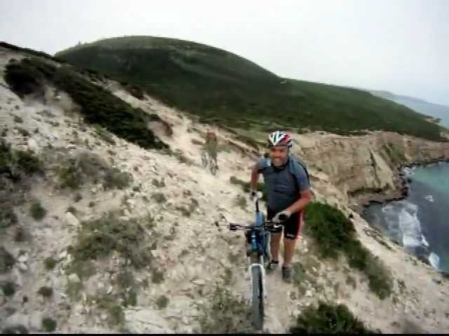 MTB in the northern end of Africa