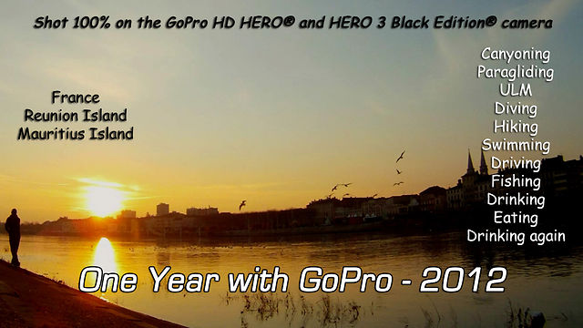One Year with GoPro - 2012