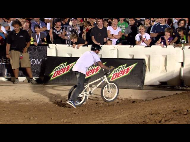 Alli RideShop BMX Dirt Big Air Highlights