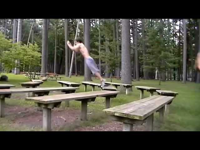Freeskiing Freerunning Showreel HD