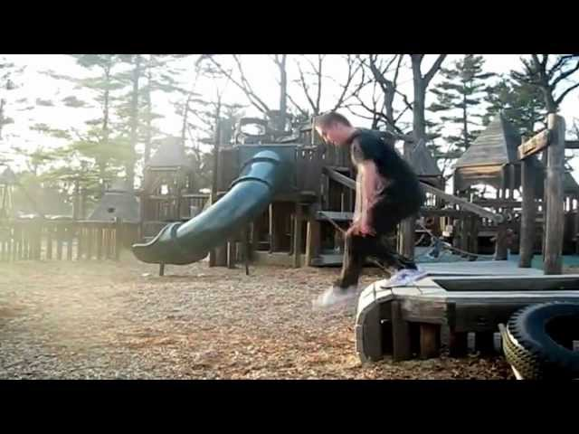 Spring Parkour & Freerunning HD