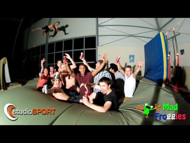 Mad Froggies - Indoor Trainings - GoPro HD2