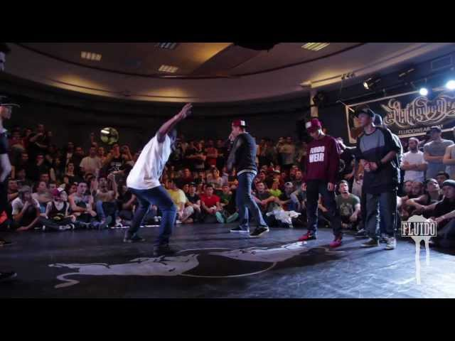 FLUIDO JAM 7 FINAL: BATTLE BORN (USA) VS JINJO CRE