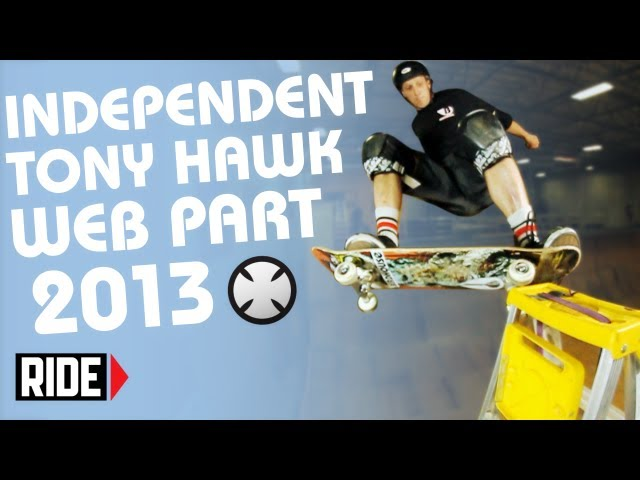 Tony Hawk Welcome To Indy 2013