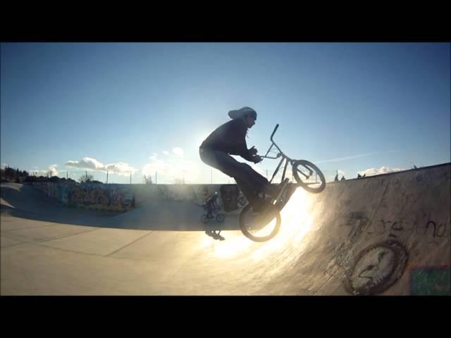 Bmx Rider - C3RI Crew - Enzo Robbe