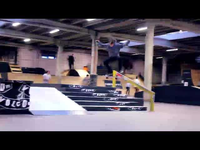 Jesse Focquaert 2012 Footage