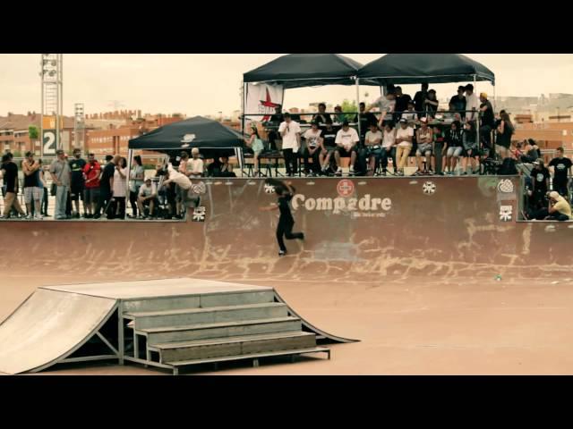 Skateboard championship [Full Hd]