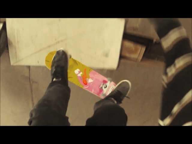 WEGO-Skateboarding, Ghetto-Hall-Flat