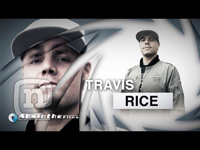 Travis Rice Rider Spotlight