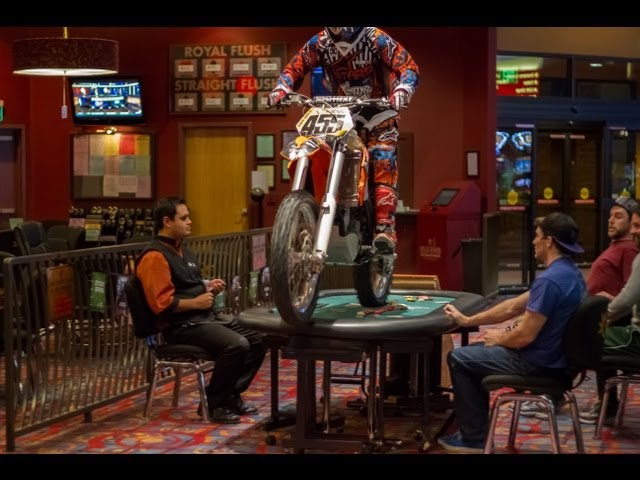 Casino Motocross Freestyle - Nitro Circus