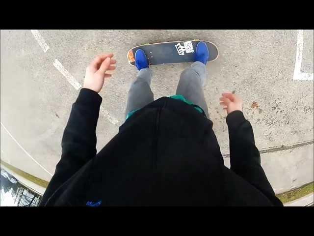 WEGO-Skateboarding, Skateboarding @ My Court